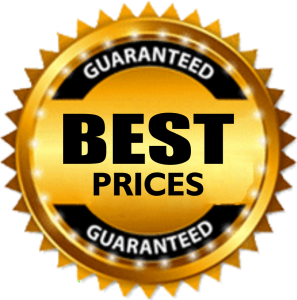 Best prices guarantee